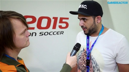 Pro Evolution Soccer 2015 - Adam Bhatti Interview