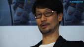 Hideo Kojima - Nordic Game Roundtable Interview