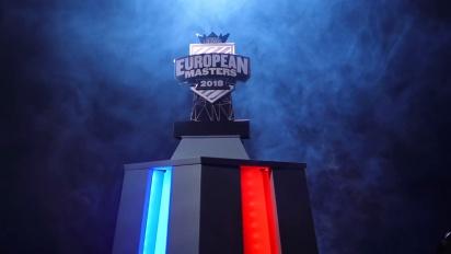 European Masters 2019 Spring Season Trailer