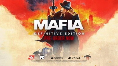 Mafia: Definitive Edition - Official Narrative Trailer - 'New Beginnings'