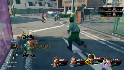 Yakuza: Like a Dragon - 6 Minutes of Xbox Series X Gameplay