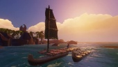 Windbound - Brave the Storm Announce Trailer
