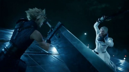 Final Fantasy VII: Remake - Final Trailer
