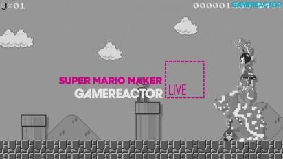 Super Mario Maker - Livestream Replay