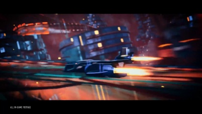 Redout - PlayStation 4 and Xbox One Release Date Trailer