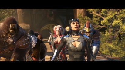 Injustice 2 - Official Gameplay Launch Trailer