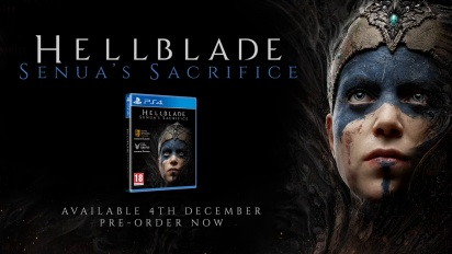 Hellblade: Senua's Sacrifice - PS4 Retail Edition Trailer