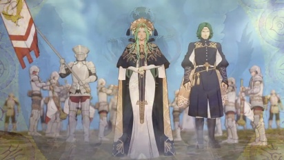 Fire Emblem: Three Houses - Nintendo Direct Trailer