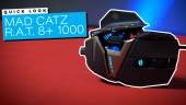 Quick Look - R.A.T. 8+ 1000 Limited Edition Gaming Mouse