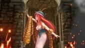 Trials of Mana - Hawkeye and Riesz Character Spotlight Trailer