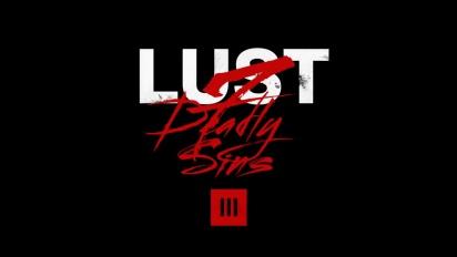 HITMAN 3: Seven Deadly Sins - Lust Announcement Trailer