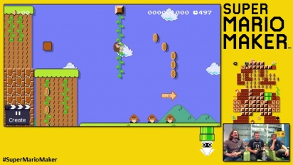 Super Mario Maker - DK's Fine Vines by Playtonic Games