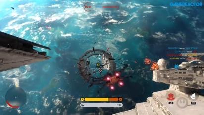 Star Wars Battlefront - Rogue One: Scarif Gameplay #4