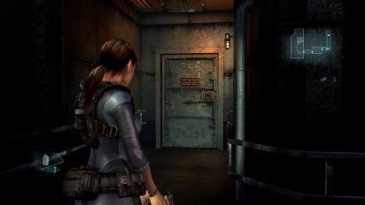 Resident Evil: Revelations - Exploration Gameplay for PS4 and Xbox One