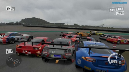 Forza Motorsport 7 - Nürburgring Gameplay