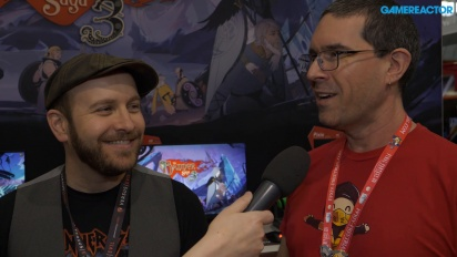 The Banner Saga 3 - Zeb West & Matt Rhoades Interview