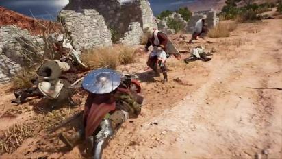 Crimson Desert - Gameplay Trailer (TGA 2020)