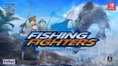 Fishing Fighters - Japanese Announcement Trailer