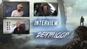 Deathloop - Dinga Bakaba and Sébastien Mitton Interview