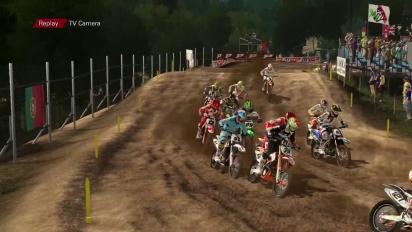 MXGP - The Official Motocross Videogame - Arco di Trento Preview Trailer