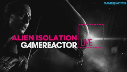 Alien: Isolation - PC Livestream Replay