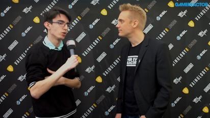 Vainglory 8 - Kristian Segerstråle Interview