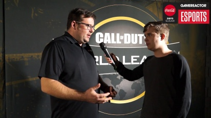 CWL Atlanta - Kevin Flynn Interview