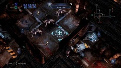 Space Hulk: Tactics - Choose Your Side Gamescom Trailer
