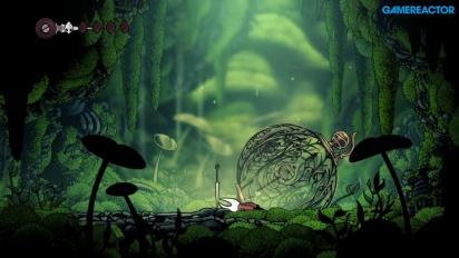Hollow Knight: Silksong - Gameplay Part 1