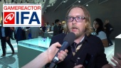 Sony Xperia 5 - IFA 2019 Interview