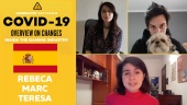 Coping with the Coronavirus Outbreak: Teresa, Marc (& Vito), and Rebeca's Out of Office Update