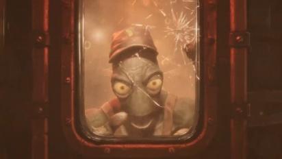Oddworld: Soulstorm - The Game Awards 2020 Trailer