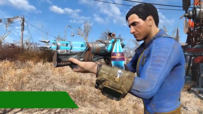 Fallout 4 - Mods first on Xbox One