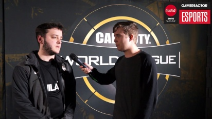 CWL Atlanta - Wuskin Interview