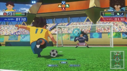 Inazuma Eleven Ares - Debut Trailer