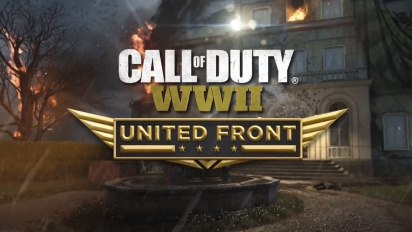 Call of Duty: WWII - United Front DLC 3 Trailer