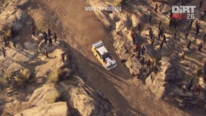 Dirt Rally 2.0 - Dev insight series: Raising the Game