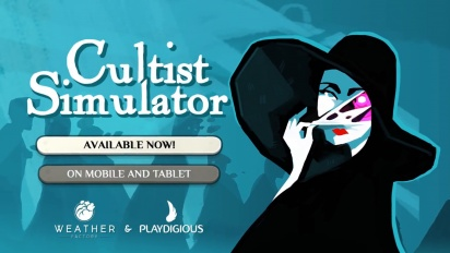 Cultist Simulator - Mobile Launch