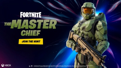 Fortnite - Master Chief Skin Trailer