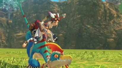 Monster Hunter Stories 2: Wings of Ruin - Trailer 2