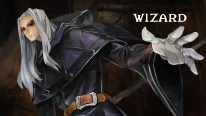 Dragon's Crown - Wizard Trailer