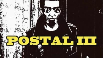 Postal III - E3 trailer