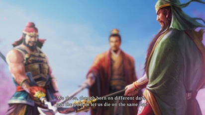 Romance of the Three Kingdoms XIII - Event Cutscenes Trailer
