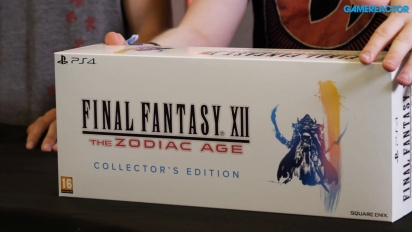 Final Fantasy XII The Zodiac Age Quicklook