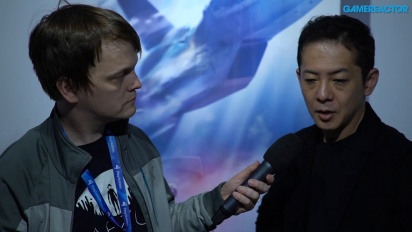 Ace Combat 7: Skies Unknown - Kazutoki Kono Interview