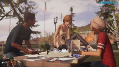 Life is Strange: Before the Storm - Livestream Replay