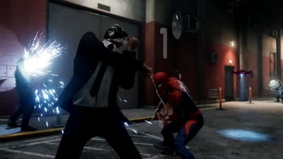 Spider-Man - Combat Trailer