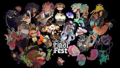 Splatoon 2 - Final Splatfest Announcement