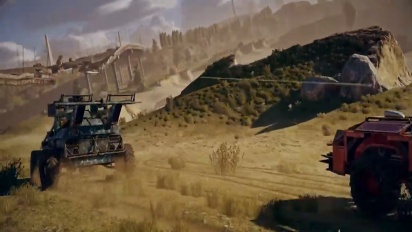 Crossout - Crater Map Trailer