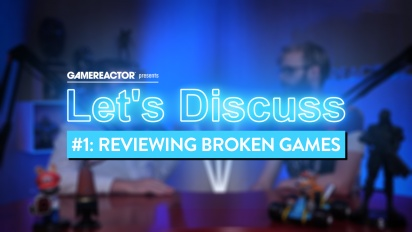 Let's Discuss - Reviewing Broken Games